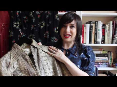 All About Designer: Ossie Clark