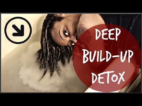 getting-build-up-out-my-locs-|-deep-cleaning-detox