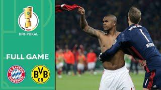 Douglas Costa secures title! FC Bayern Munich vs. Borussia Dortmund 4-3 Pen | DFB-Pokal Final 2016