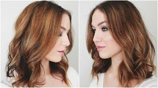 All About My Hair: Style, Color and Care Routine (Long Bob)