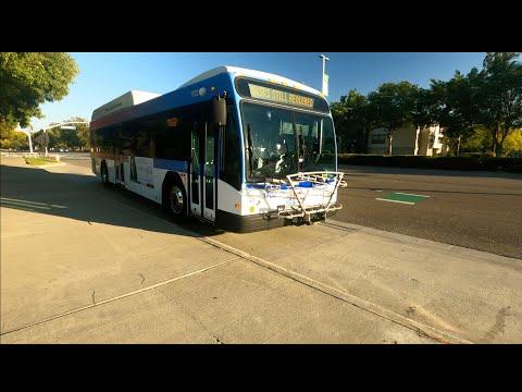 Dublin/Pleasanton Bart Bus Ride!