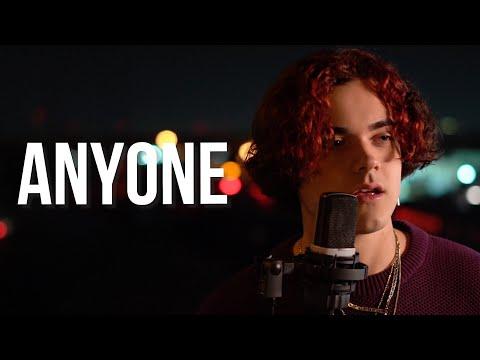 Justin Bieber - Anyone (Cover by Alexander Stewart)