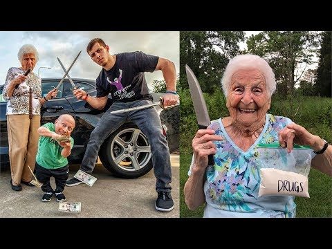 TRY NOT TO LAUGH Challenge  - BEST Ross Smith Grandma Vines And Instagram Videos (Impossible)