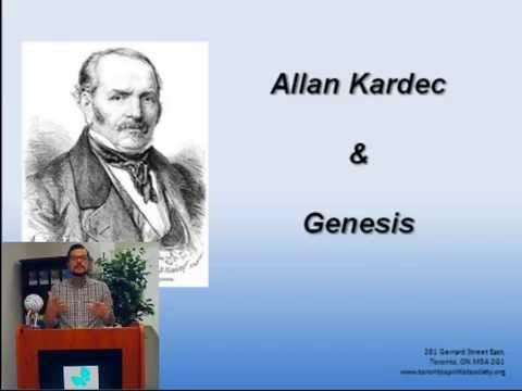 Allan Kardec & Genesis
