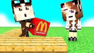 Costruiamo un mcdonald's su minecraft!