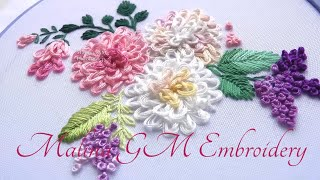 EMBROIDERY: GORDIAN KNOT | ВЫШИВКА: ГОРДИЕВ УЗЕЛ