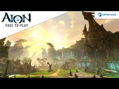 AION [Update 4.8] - Winds of Fate - Introducing Signia & Vengar