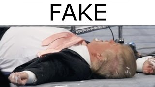 Assassination Attempt on Donald Trump: False