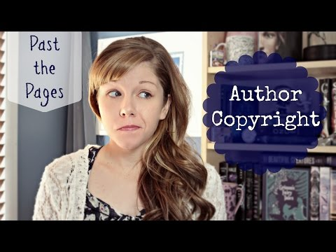 Author Copyright | Past the Pages