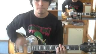 All Time Low - Umbrella guitar cover