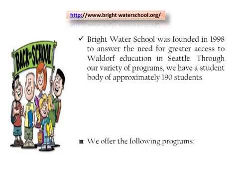 Bright Water School in Best Waldorf School in Seattle