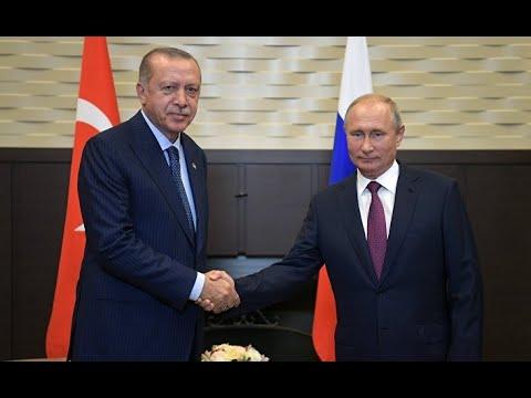 Newsweek (США): Турция обратилась за помощью в Сирии к России, а не к США или НАТО. Newsweek, США.