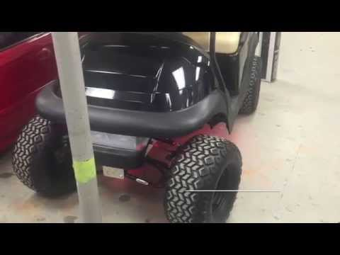 Stealth 10 Golf Cart