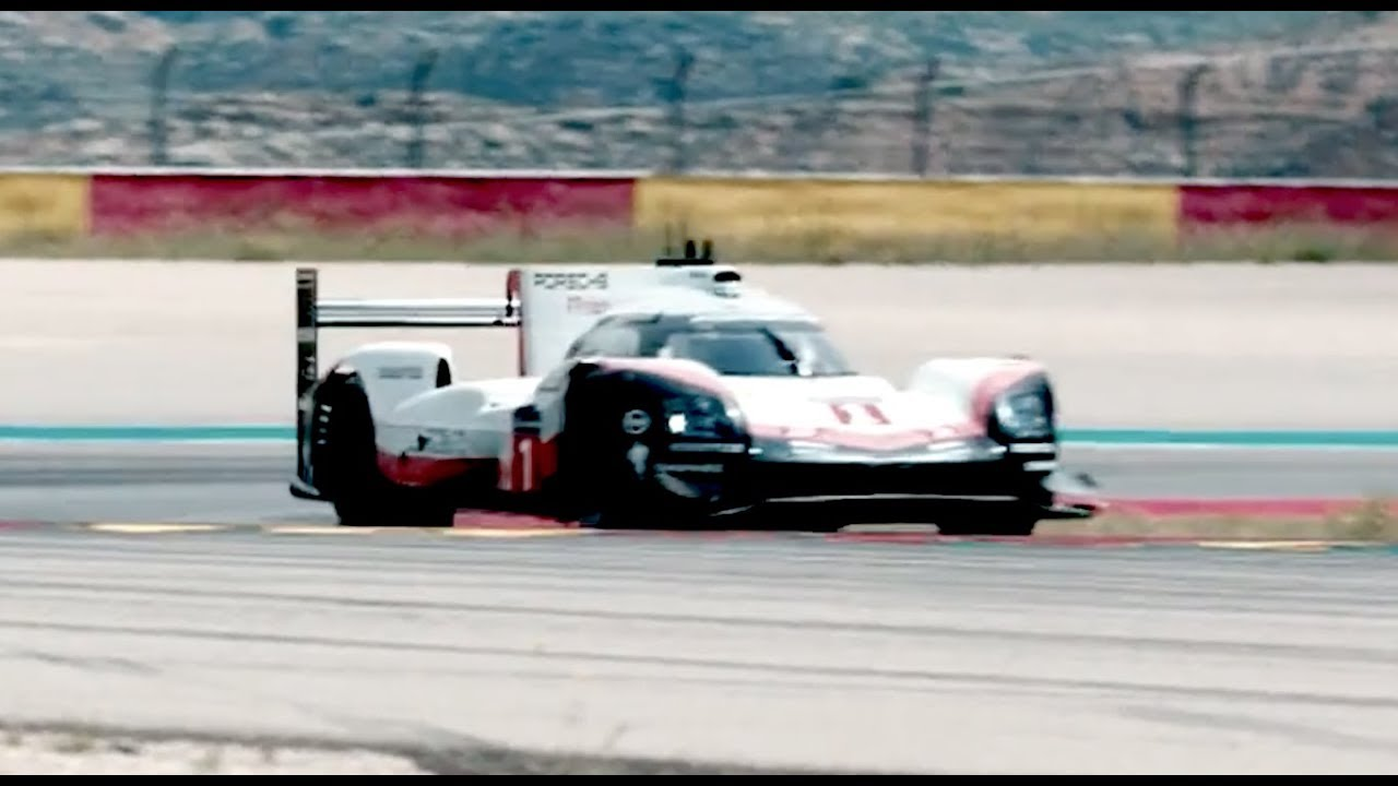 Chris Harris Drives Porsche 919 Tribute [PREVIEW] - /DRIVE on NBC Sports
