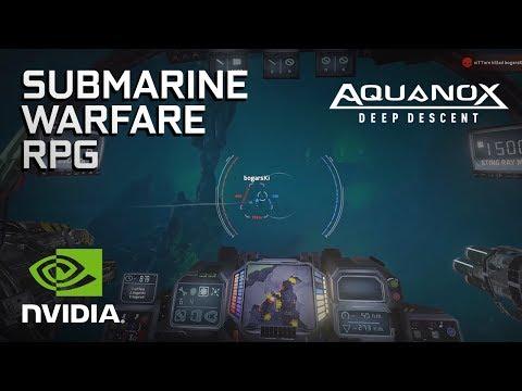 Aquanox Deep Descent is a Massive Undersea RPG