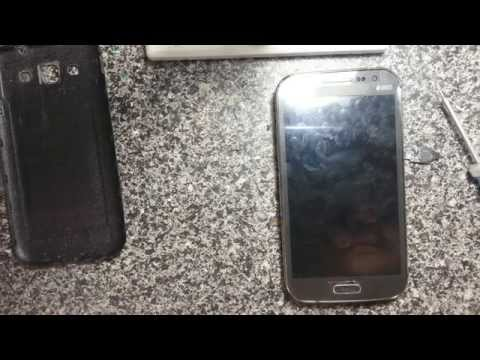 Samsung I8552 замена сенсора