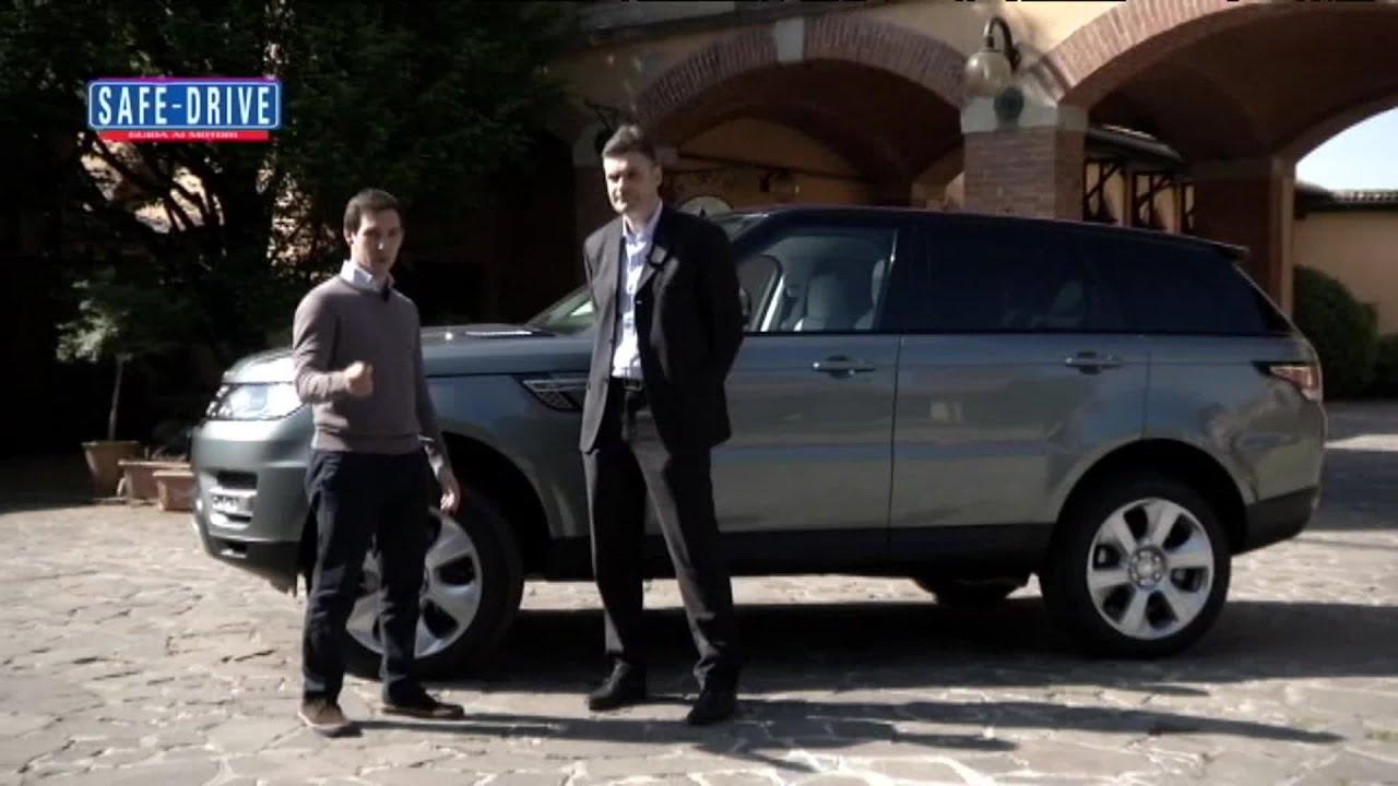 Tester Per Un Giorno Range Rover Sport Hybrid