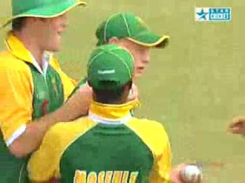 Sybrand Engelbrecht (cricketer) Best ever catch in cricket history by sybrand engelbrecht HD YouTube