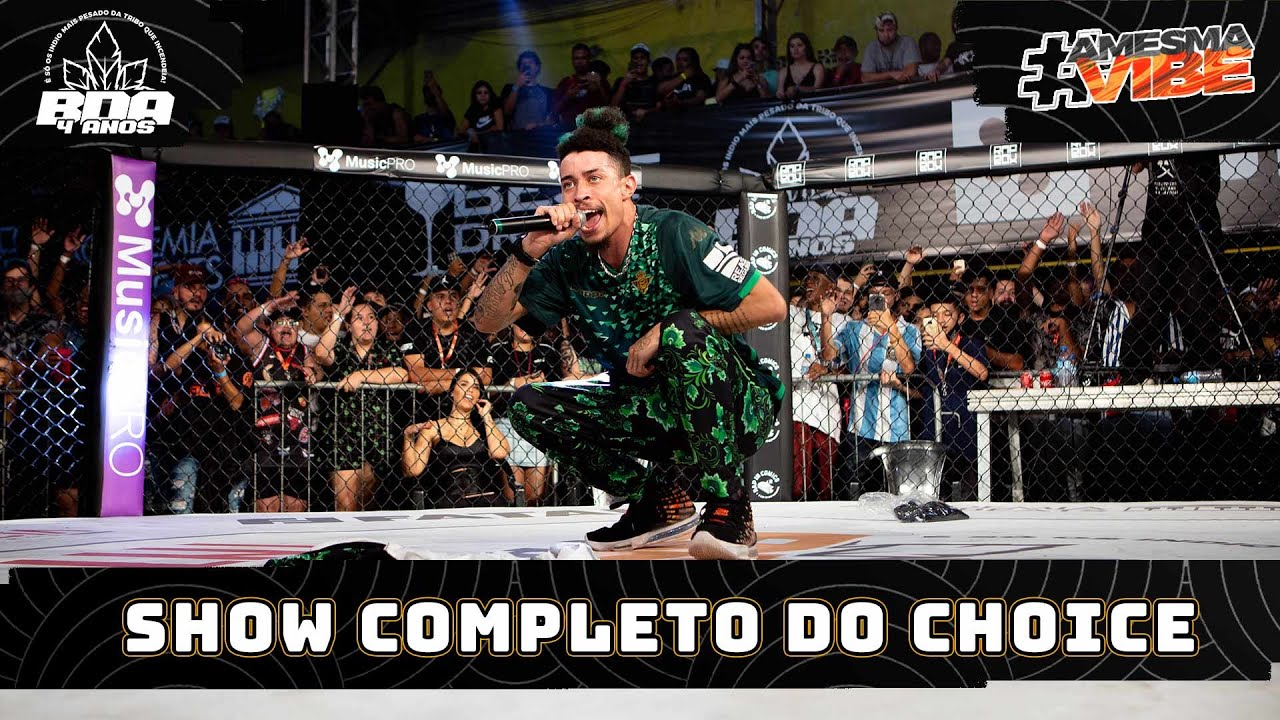 Download CHOICE SHOW COMPLETO | BDA 4 ANOS | #AMESMAVIBE