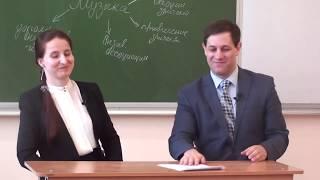 Гимназия №505 СПб Анализ урока Веселова А.А.