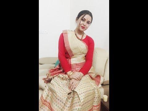 Bihu Dance on Roi Roi Dhemali 2018