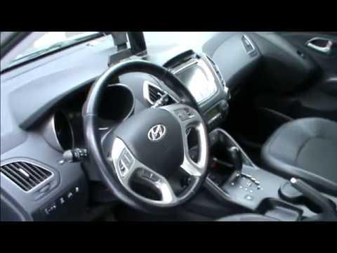 Фото к видео: Hyundai ix 35 CRDI -2.0 - мнение по эксплуатации