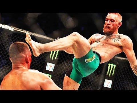 Топ10 МОЩНЕЙШИХ Нокаутов в UFC!