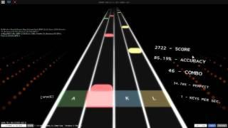 Trilha do ritmo de ROBLOX [canção do cerco do arco-íris seis: Rainbows no escuro] [ROBLOX]