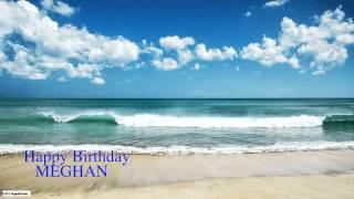 Meghan  Nature & Naturaleza - Happy Birthday