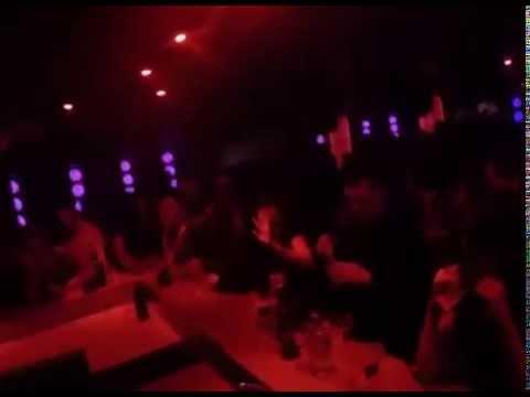 Décoration, Aménagement, Relooking discothèque le GLAM, Club Concept France