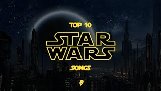 Star Wars: Top 10 Soundtracks