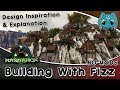 ARK: Building w/ Fizz :: Ragnarok Viking Town Design Inspiration & Explanation!!!