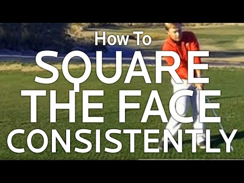 Golf Impact: How to Square the Clubface Consistently Mp3