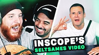 Unge & ABK REAGIEREN auf Inscope's SELTSAMES VIDEO 🤪 ungespielt Reaktion