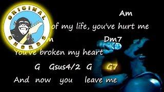 Queen - Love Of My Life - Chords & Lyrics