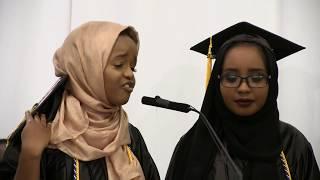 Rochester MN, Gabar Soomaaliyeed oo heshay aqbalaada Jaamacadah ugu waawayn Maraykanka ,Munira Ali