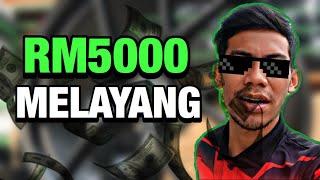 ANGKAT SPORT RIM RM5000?!