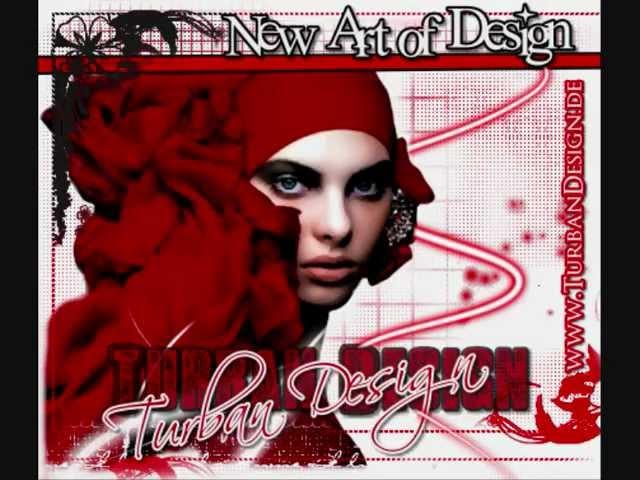 Türban Modelleri - TurbanDesign Gelin Basi , Kina, Nisan, Hijab Design, Türban Tasarimi 2011
