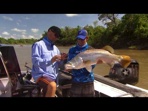 IFISH Daly River Northern Territory Barramundi