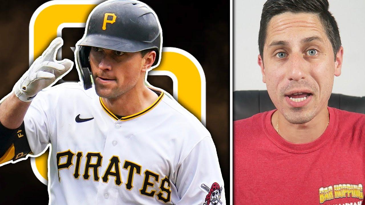 Pirates trade Adam Frazier to Padres