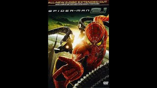 Opening To Spider-Man 2.1 2006 DVD(Disc 1)