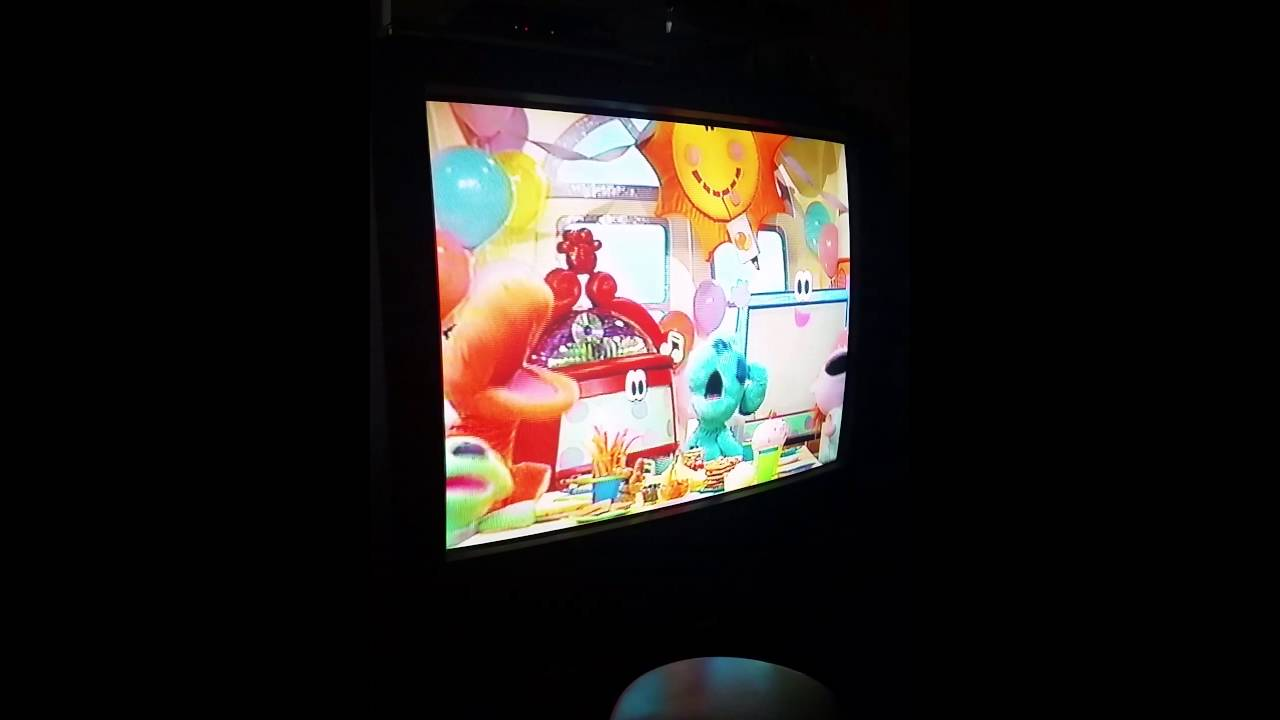 Opening To The Backyardigans Surf S Up Extremely Rare
