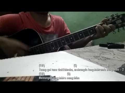 Segaira Thamoi - Pushparani - Guitar Rhythm Cover