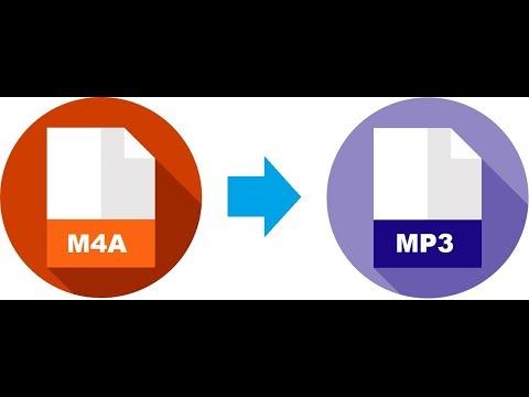 Cara Mengubah File Audio M4a Menjadi Mp3