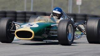 1961-1963 Formula Junior-Disc Breaks - 2017 Rolex Monterey Motorsport Reunion