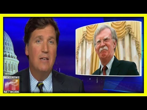 Tucker Carlson Just NUKED John Bolton, With Best INSULT Ever