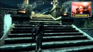 Lets play Skyrim +All DLC Episode 16 - DRAGONBORN! I AM!