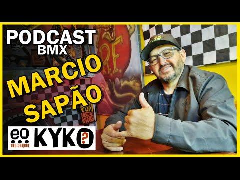 MARCIO SAPÃO - PODCAST BMX #1