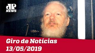 Giro de Notícias - 13/05/2019 - Primeira Edição