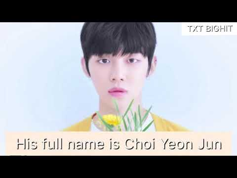 All About Yeon Jun of TXT